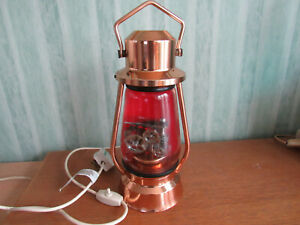 Crestworth Traction Lamp  Fully Working & Pat Tested..Super Condition