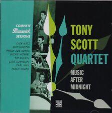 Tony Scott Quartet: Complete Brunswick Sessions