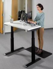 Dual Motor Electric Adjustable Base Height Sit-Stand Standing Desk Frame