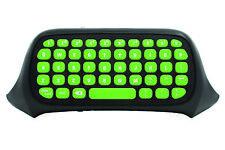Snakebyte Key:Pad™ für Xbox One grün/ Kabellose Tastatur für Texteingabe