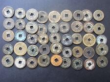 China Cash Münzen Lot 45 Stück