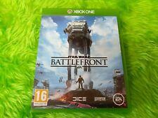 Xbox One Star Wars Front Spiel MICROSOFT PAL UK Version X-Serie kompatibel