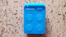 8GB Clip MP3-Player MEDION® LIFE® E60087 (MD 43016) blau bis zu 4 Stunden Musik
