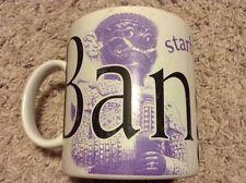 Starbucks Bangkok Collector Series City Mug 2001 Coffee Jan Belson Designed