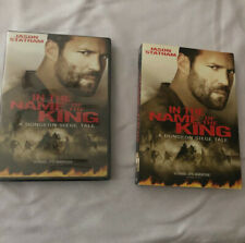 In the Name of the King: A Dungeon Siege Tale(DVD, 2008)Sealed Slip Cover New