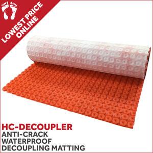 HC DECOUPLING Matting Waterproof Membrane for Tiling / Underfloor Heating