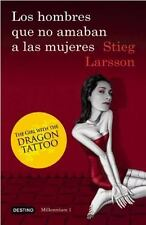 Los hombres que no amaban a las mujeres: The Girl With The Dragon Tatt-ExLibrary