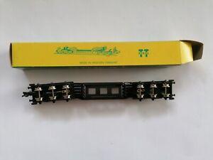 Rokal TT Modell - Rokal 00320 6achs. Tiefladewagen DB - inkl. OVP - SEHR SEHLTEN