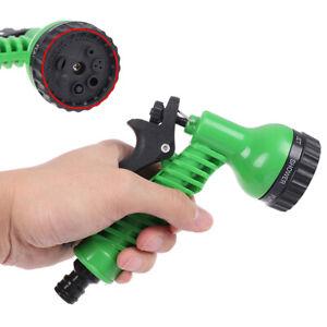 Multifunction Car Wash Water Spray Nozzle Gun Garden Hose Clean Pipe Sho.AUJ^KN