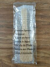 Brand New Unopened Avon Wooden Spatula (Approximately 16cm Long)