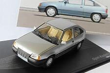 OPEL KADETT 1.3 E 1984 1991 SILVER IXO ALTAYA 1/43 LEFT HAND DRIVE LHD SILBER