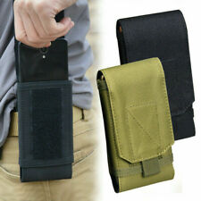 MOLLE Waist Mobile Phone Bag Belt Pouch Case Cover for iPhone 6 7 8 Plus X XS XR