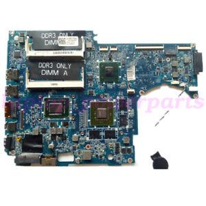 Dell XPS 15Z L511Z HM67 GT525M/2GB i7-2620M CPU Motherboard CN-05RPKT 5RPKT Test