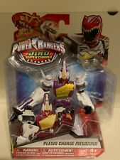 Power Rangers Dino Super Charge Plesio Charge Megazord Action Figure