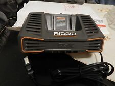 New Ridgid R840095 GEN5X 18V NiCd Lithium Ion Cordless Tool Battery Charger 110V