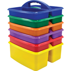 Classroom Table Storage Caddy - Set of 6 Caddies