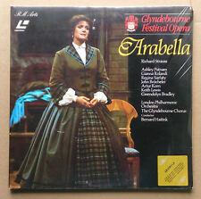 Arabella - Strauss - Haitink - Glyndebourne Festival Opera - PAL LaserDisc OVP
