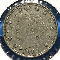 1904 Liberty Nickel (59811)