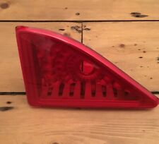 RENAULT MASTER 3 Rear 3rd THIRD CENTRE TAIL STOP BRAKE LIGHT LAMP LENSE x 1pce