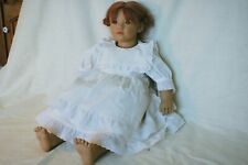 1991 Annette Himstedt Dolls – Liliane doll #2724 With Certificate