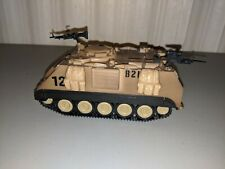 Elite Force M113 Desert Armored Military Vehicle NO Driver
