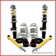 Kit Assetto Regolabile a Ghiera Fiat 500 + C incl Abarth Lowtec Comp 1400591