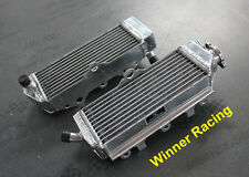 aluminum alloy radiator Suzuki RMX250 1989-1999 3 types - check pictures clearly