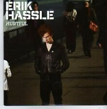 (AQ580) Erik Hassle, Hurtful - DJ CD