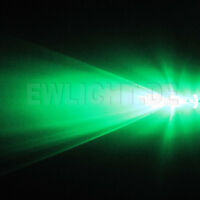 20 LEDs 5mm Grün 16000mcd Grüne LED Green + Zub 4V 5V 6V 9V 12V 14V 24V TOP