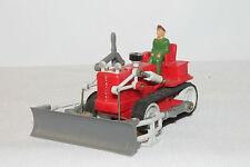 1960's Siku Plastic V99 Hanomag Bulldozer, Nice Original