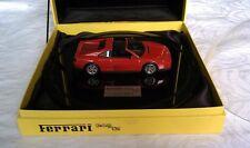 Bbr 1:43 Ferrari 348ts Hand built Model Dome Display Rare Cavallino Box