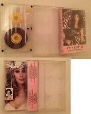 Music Tape / Cassetta Cher Greatest Hits: 1965–1992