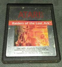 ✓✓✓ Raiders of the Lost Ark (Atari 2600, 1982) CARTRIDGE ✓✓✓
