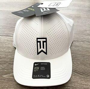 Nike Aerobill Tiger Woods TW Heritage 86 Golf M/L Hat Cap CW6792-100