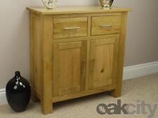 Oak Beige Traditional Sideboards, Buffets & Trolleys