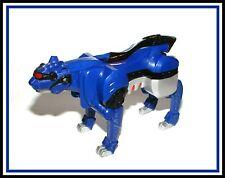 Jungle Fury _ Transforming Jungle Pride Megazord _ Blue Jaguar Zord
