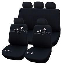Autositzbezüge Sitzbezug Schonbezug Auto Bezüge für PKW ohne Seitenairbag AS7306
