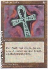 Ankh of Mishra // ex // foreign White bordered // Deut. // Magic the Gathering