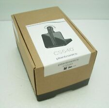 Plantronics CS540 Convertible Wireless DECT Desk Phone Headset 84693-02 New Box