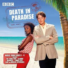 DEATH IN PARADISE - OST - VARIOUS ARTISTS: CD ALBUM (January 12th 2015)
