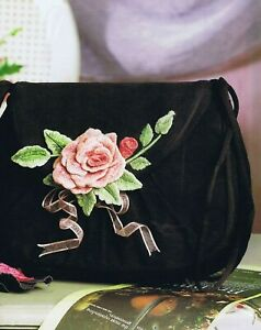 Bags Sewing Patterns with Embroidery 12 Ladies Kids Tote Purse for All Occasions