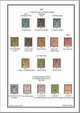 --Album de timbres Zanzibar 1894-1904  à imprimer