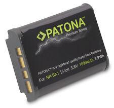 2x Np-bx1 Akku PATONA Premium für Sony Action Cam HDR As50