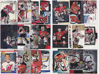 Martin Brodeur 22 Card Lot All Different Inserts See Scans New Jersey Devils
