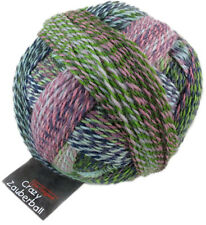 Crazy Zauberball 100g  Schoppel Farbe 2170 Blasser Schimmer  Wolle Sockenwolle