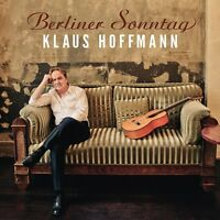 KLAUS HOFFMANN - BERLINER SONNTAG  CD NEW