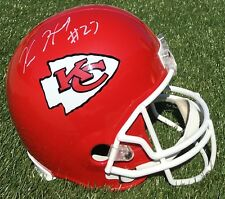 PSA/DNA Kansas City Chief #27 KAREEM HUNT Signed Autographed F/S Football Helmet