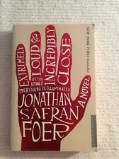 Extremely Loud and Incredibly Close by Jonathan Safran Foer B08