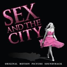 SEX AND THE CITY [Original Motion Picture Soundtrack] (CD 2008) EXC-NM