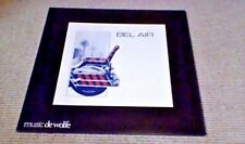 ALAN PARKER Bel Air de Wolfe Library LP 1982 Heavy Action jazz funk rock LISTEN